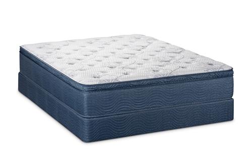 restonic comfortcare arcadia super pillow top queen size mattress only