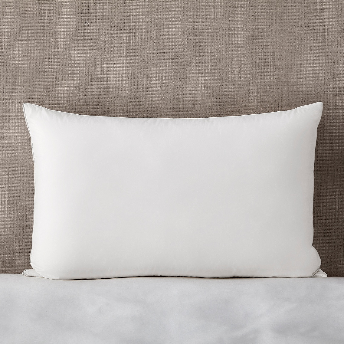 Luxurious Goose Down Pillow from The White Company