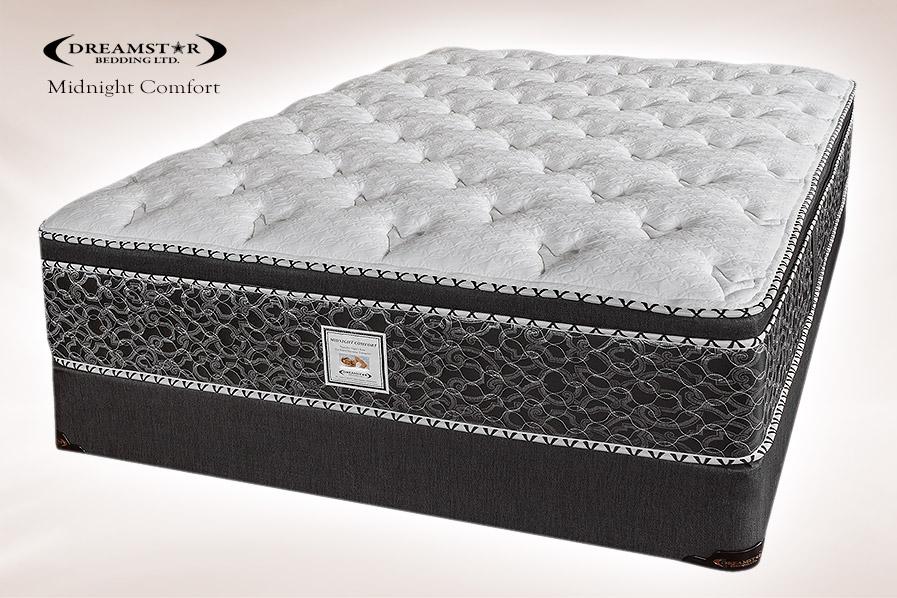 Dreamstar Midnight Comfort Latex Eurotop Mattress