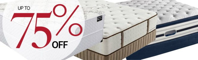 Name Brand Mattress For Up To 75 Off