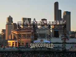 Safeco Field baseball stadium, Seattle
