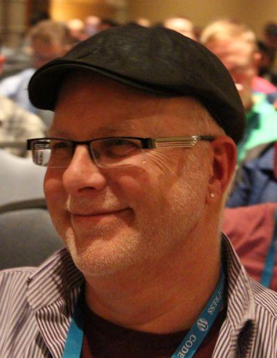 Matt Ryan at the inaugural WordCamp US. Held in Philadelphia, December 2015. Photo Credit: Seth Goldstein @sethgoldstein