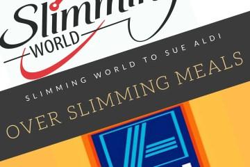 Slimming World is Suing Aldi