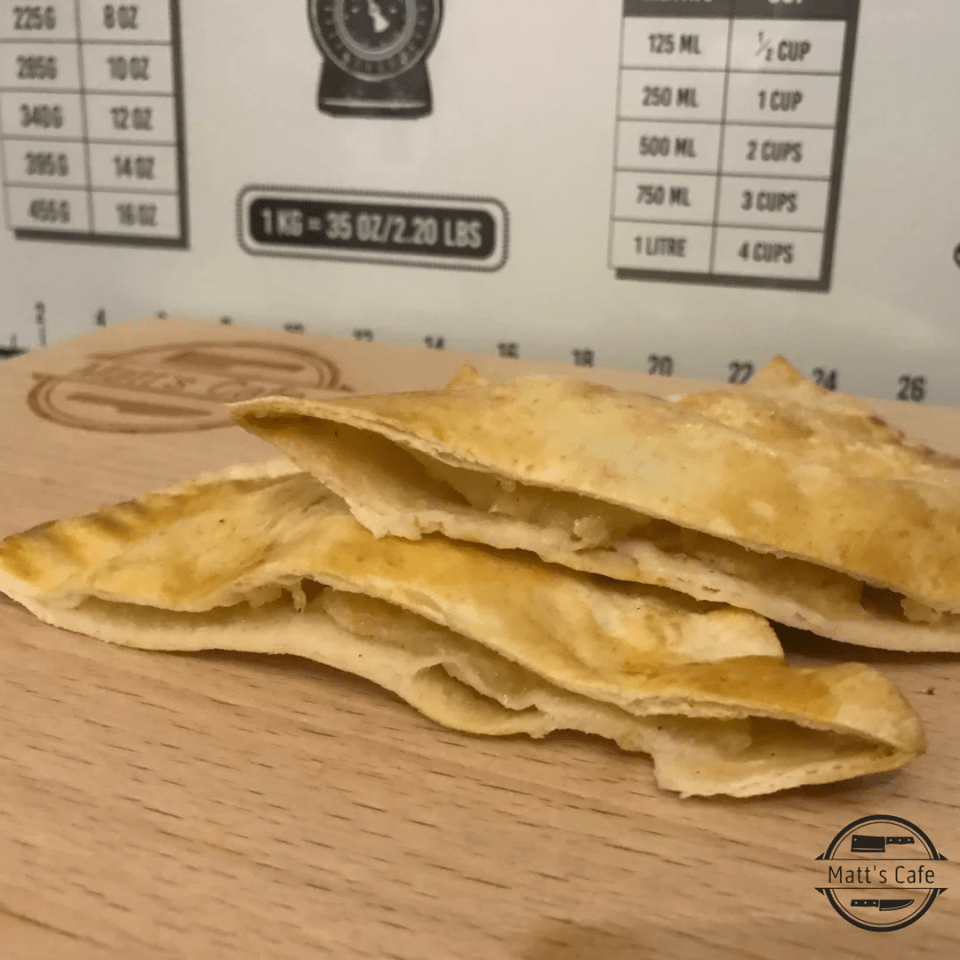 Slimming World Low Syn Apple Turnover