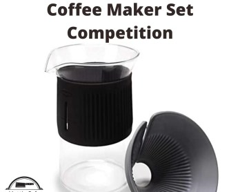 La Cafetière Seattle Drip Coffee Maker Set Competition