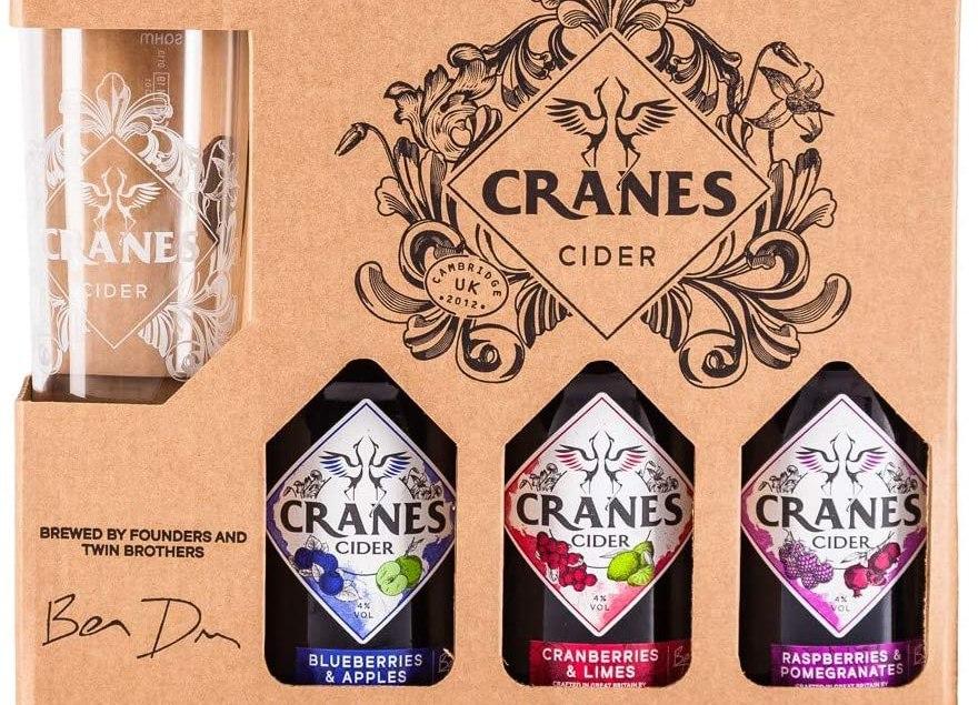 Cranes Drinks - Cider Gift Set Competition