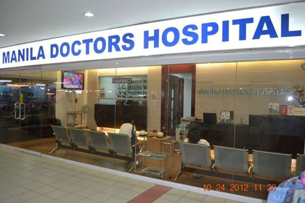 Manila Doctors Hospital Job Opening For Nurses Marikina Area