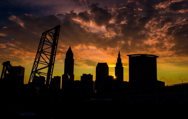 Cleveland Ohio!