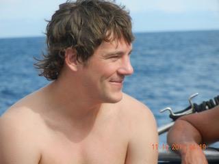 Matt in Cabos, Mexico