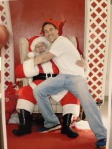 matt and santa
