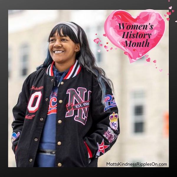 Bianca Smith Women's History Month