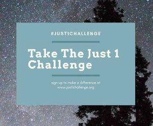 just one challenge