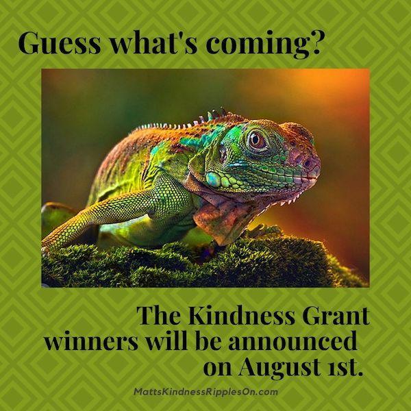Kindness Grant