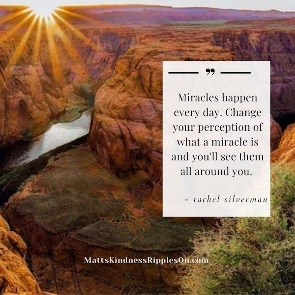 Look for Miracles