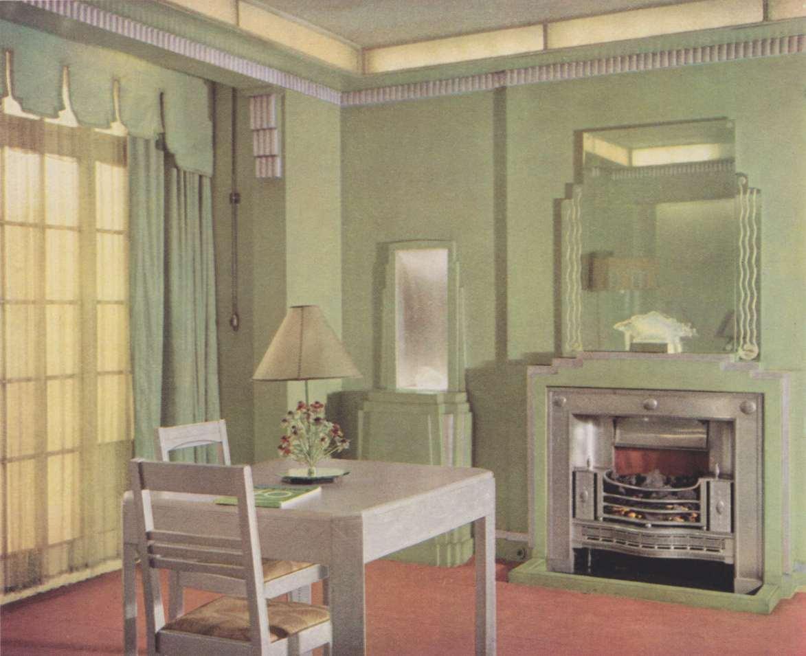29 Simple 1930s House Interior Design Insuraati Com