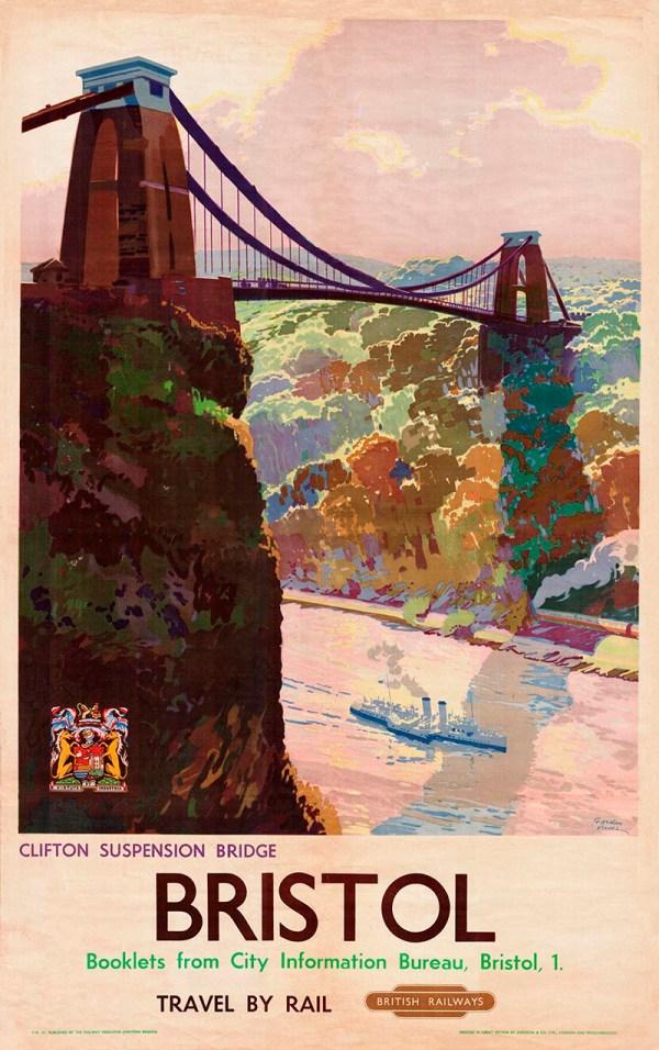 British Railway Posters Matthew' Island Of Misfit Toys