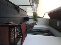 DIY cat safe balcony with a cat net | The Daily Nerdism