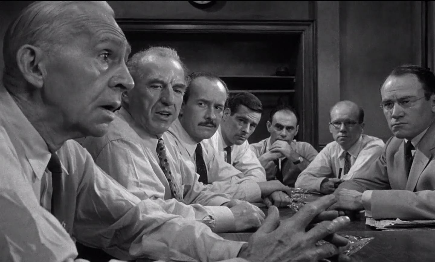 Top 100 Films 36 12 Angry Men
