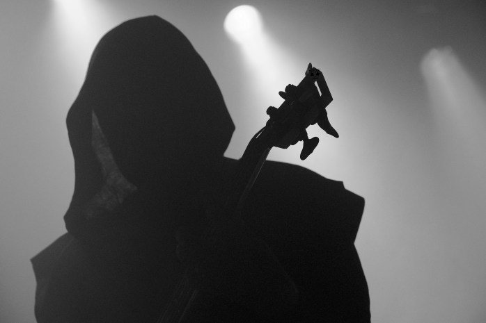 SUNN O))) AT Carnegie Library Music Hall, APRIL 27TH, 2019 03
