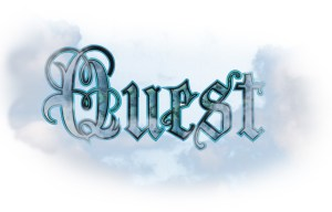 text based Quest Logo