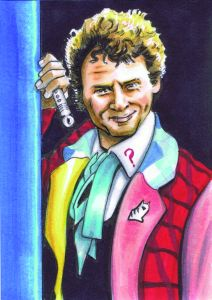 Colin Baker Dr Who