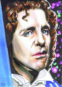 Paul McGann Dr Who