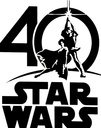 Another Star Wars 40th Anniversary Sketch Card Buyback