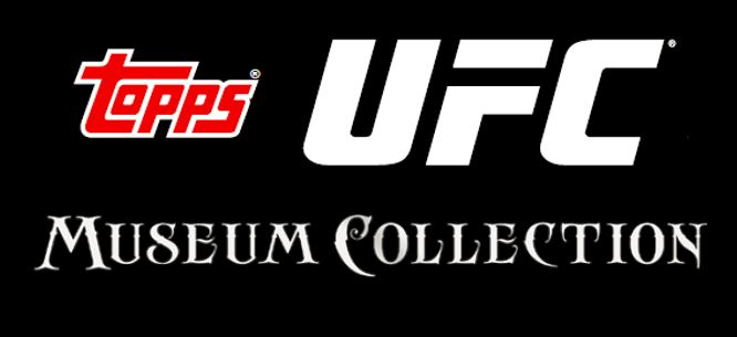 Topps 2018 UFC Museum Collection Sketch Cards