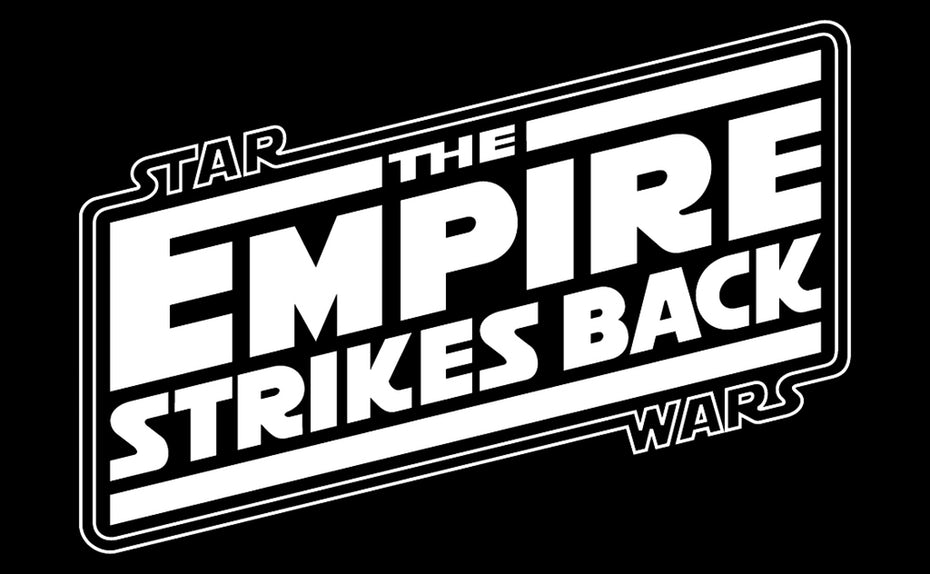 Star Wars: Empire Strikes Back Black & White Sketch Cards