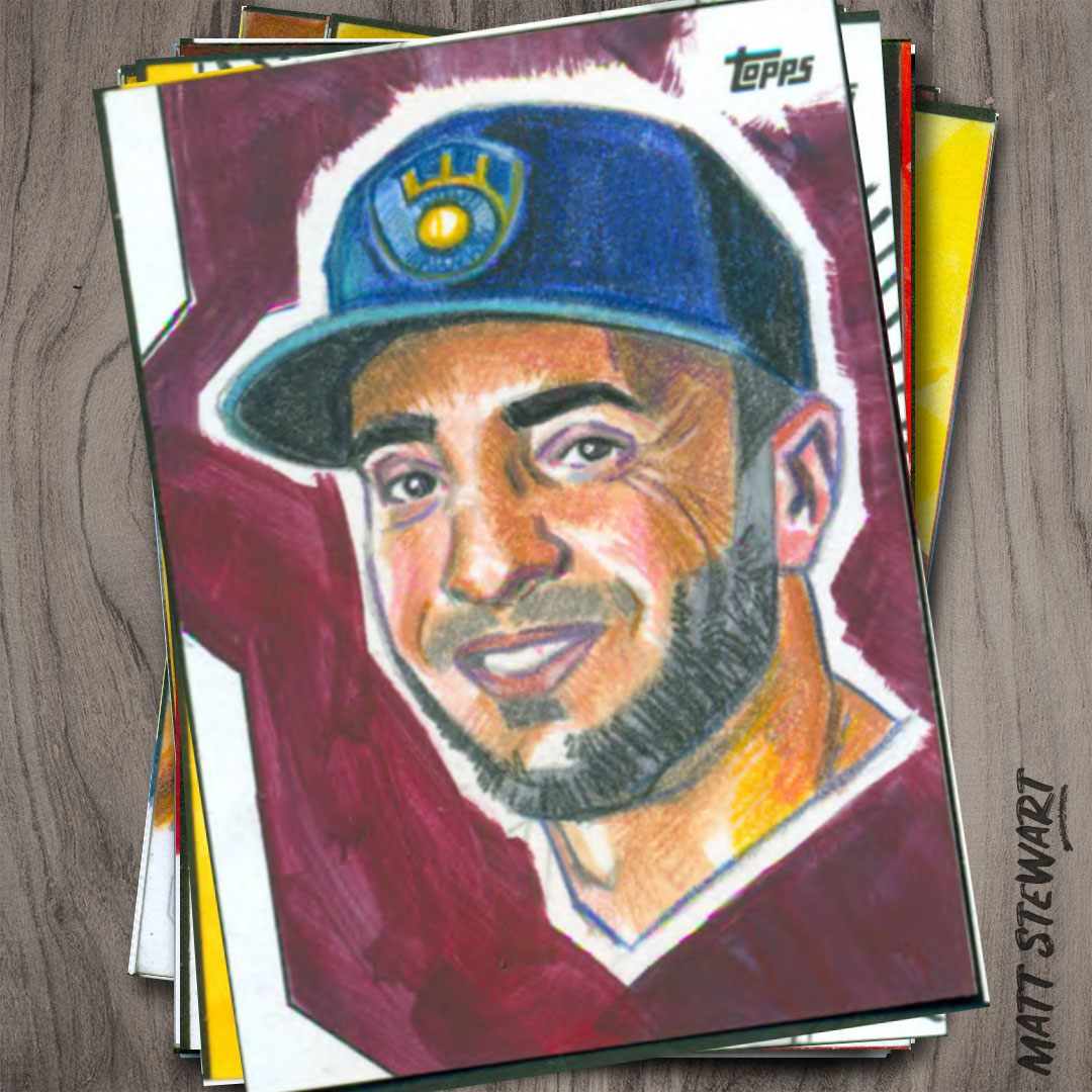 Topps 2020 MLB Update Trading Card Artwork