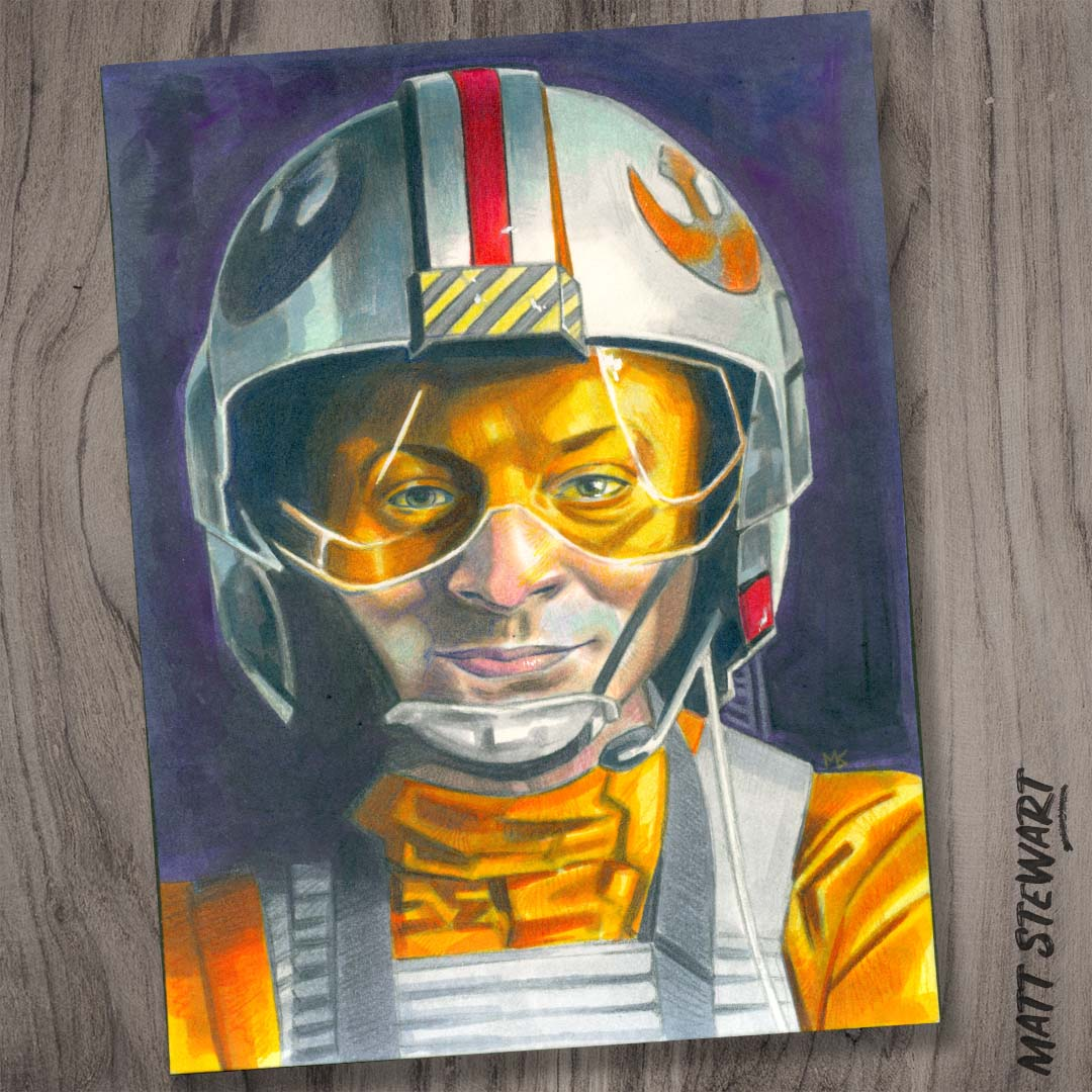 Two Unusual Star Wars Commissions