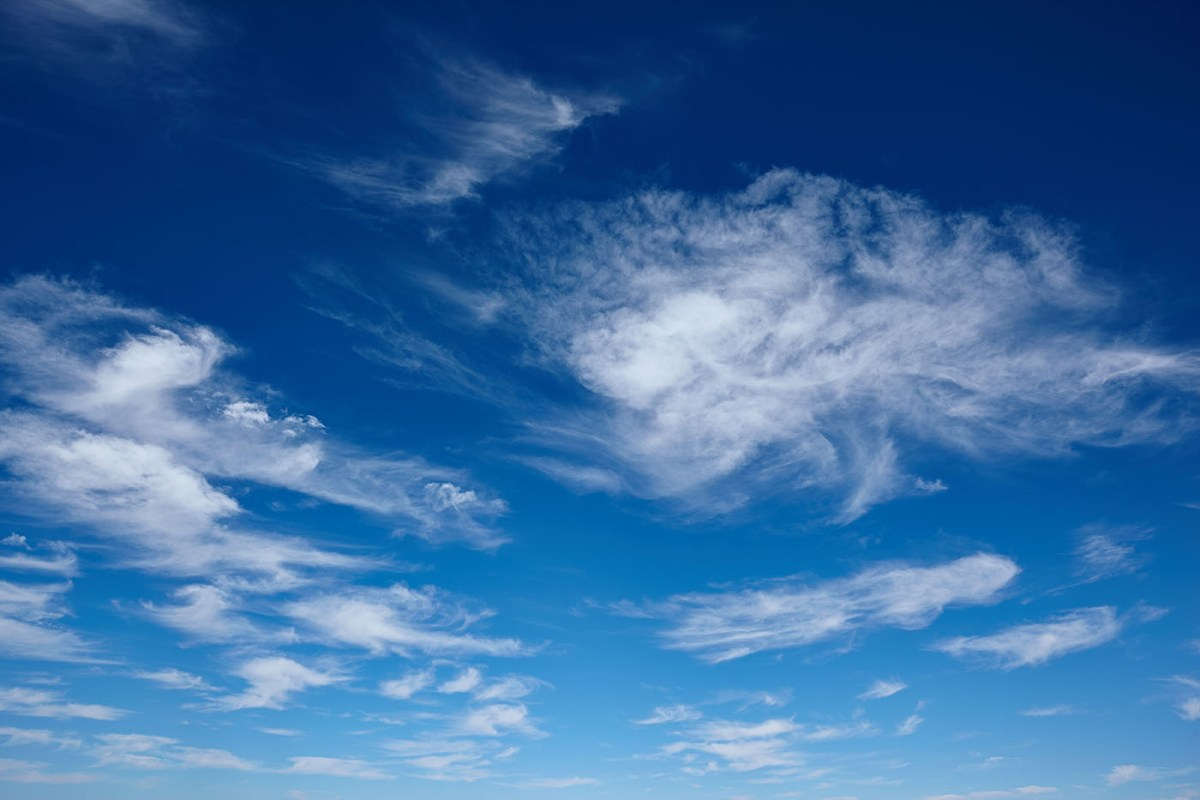 High Resolution Cloud Backgrounds Perfect for Sky Replacement