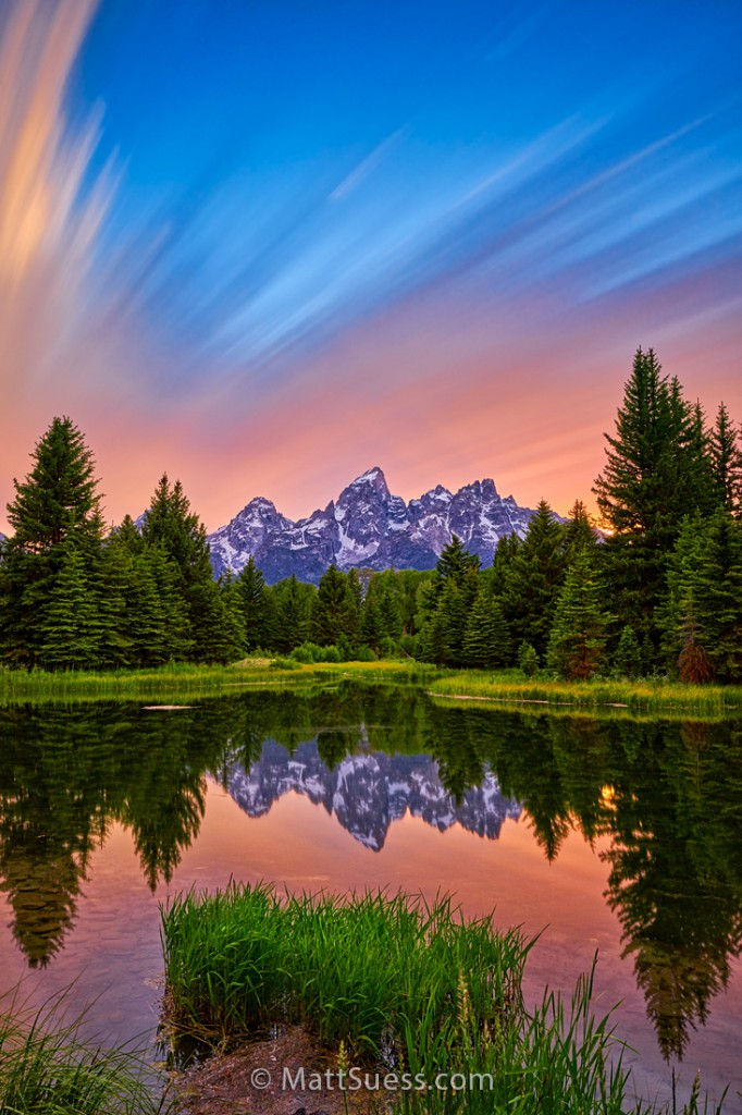Streaking-Clouds-at-Sunset-at-the-Tetons-1100px