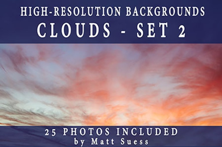Clouds - Set 2