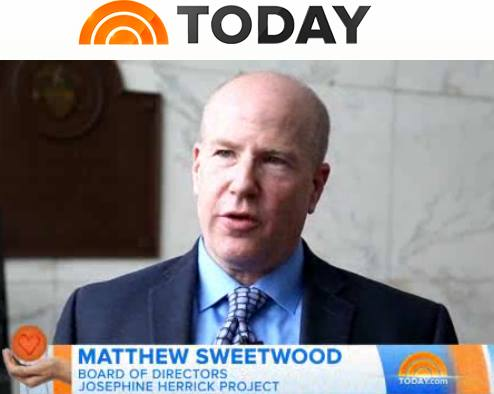 Matt Sweetwood @ the Today Show