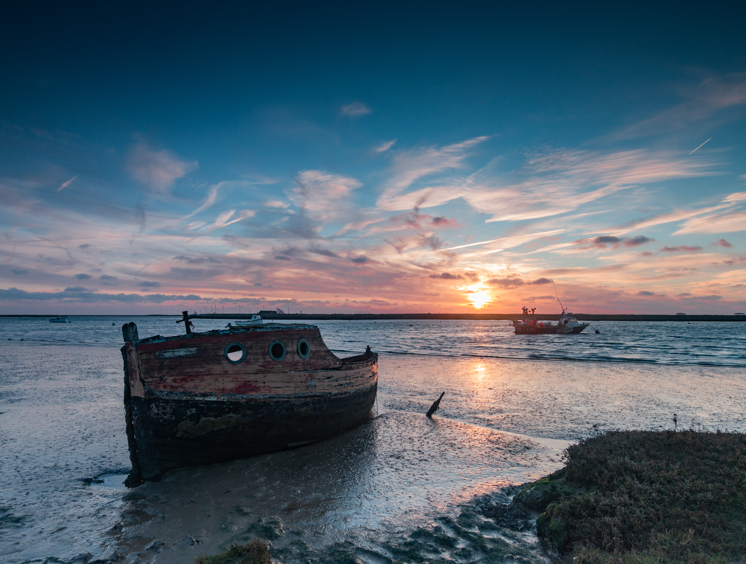 Uplifted, Orford