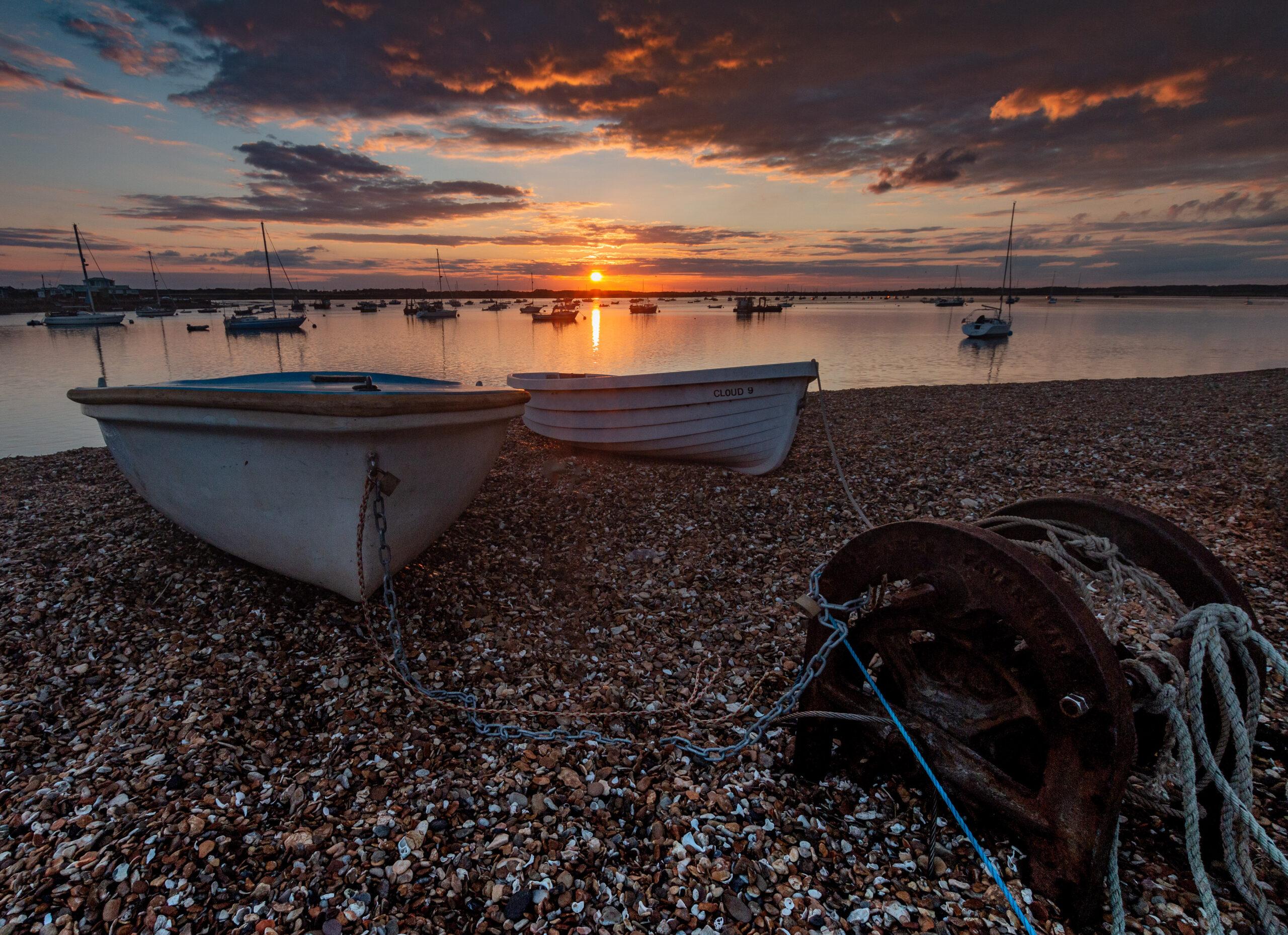 Cloud 9, Bawdsey, Suffolk