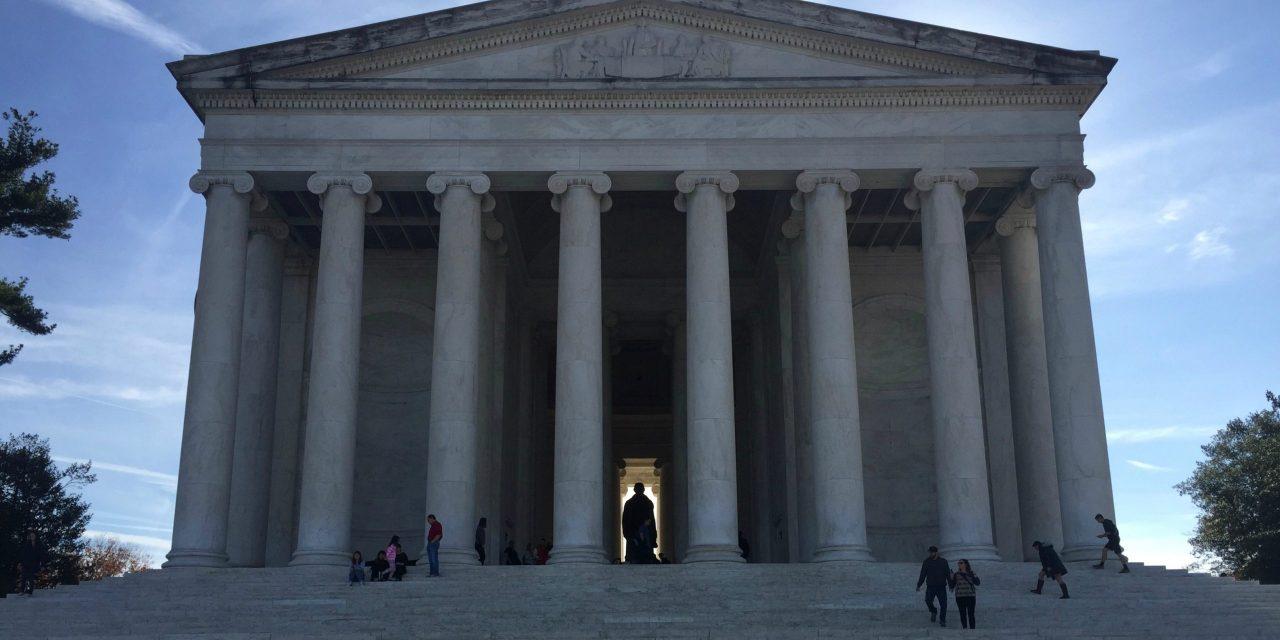 America: A Love/Hate Walk in D.C.