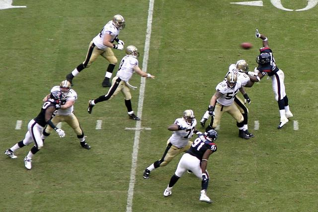 Matt Waldman's RSP NFL Lens QB Drew Brees (Saints): Double-Jeopardy Throws