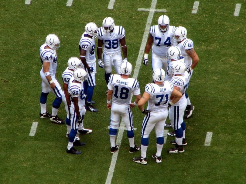 This offense will be the model for my scheme. Photo by The Brit_2.