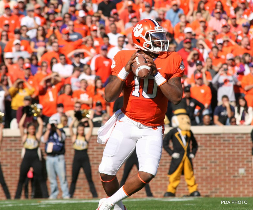 Tajh Boyd II by PDA.Photo
