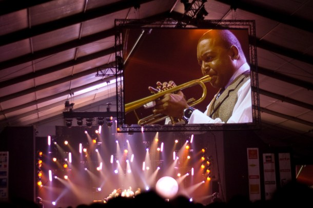 What does the Matthews family have in common with the Marsalis family? Generational excellence at a craft. Photo by mll.