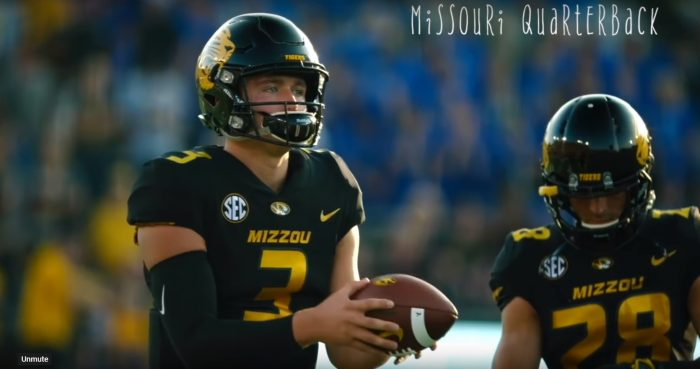 Poise and Posture: QB Drew Lock by RSP's David Igono
