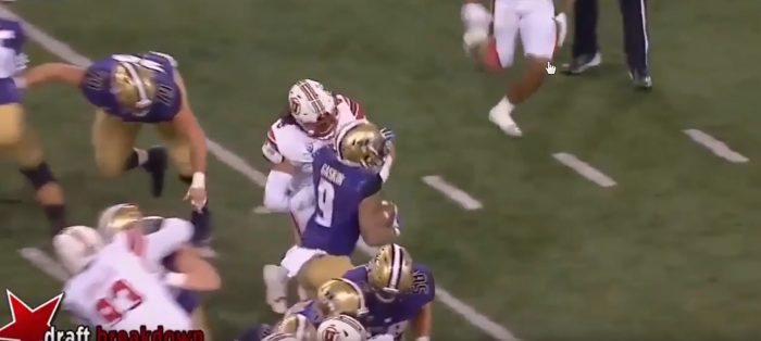 Matt Waldman's RSP Boiler Room No. 145: RB Myles Gaskin (Washington), All Broken Tackles Aren't Equal