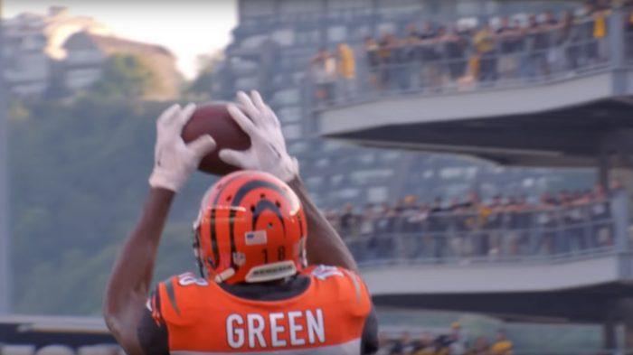 RSP NFL Lens: The Technical Greatness of A.J. Green (vs. Aqib Talib)