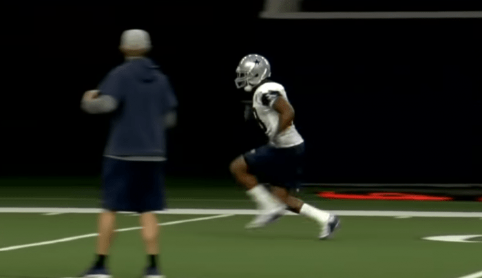 Dwain McFarland's RSP Film And Data:  Is Amari Cooper Worth It?