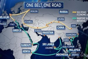 china's one belt one road business