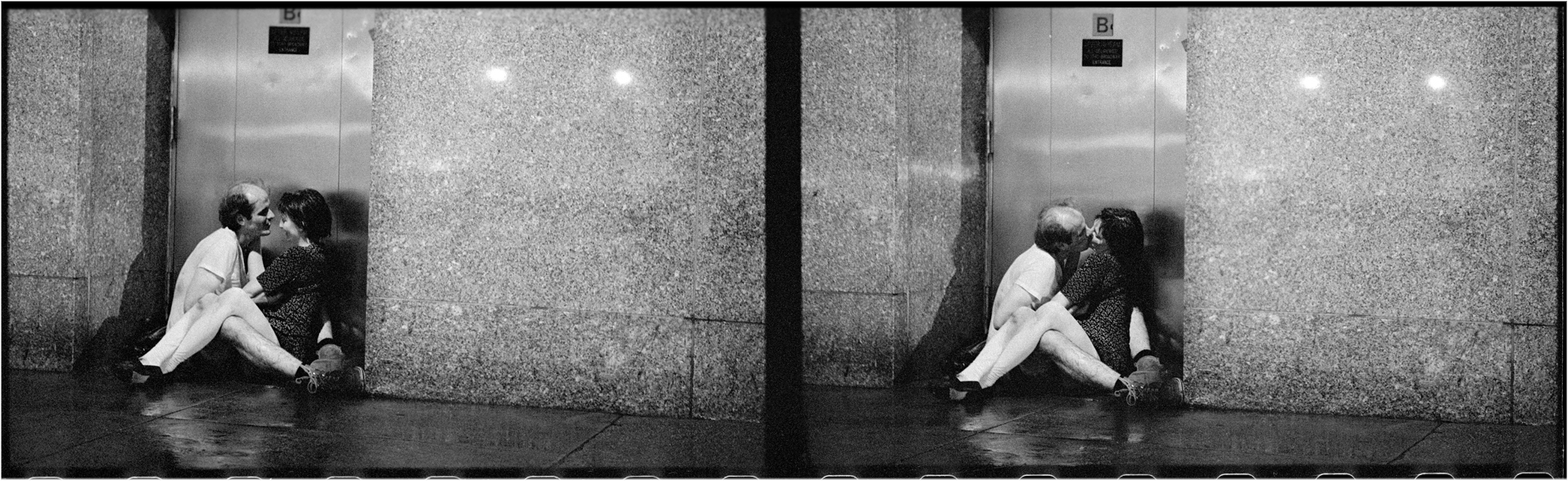 rain lovers 1989 copy u2017 black and white street photographs of new