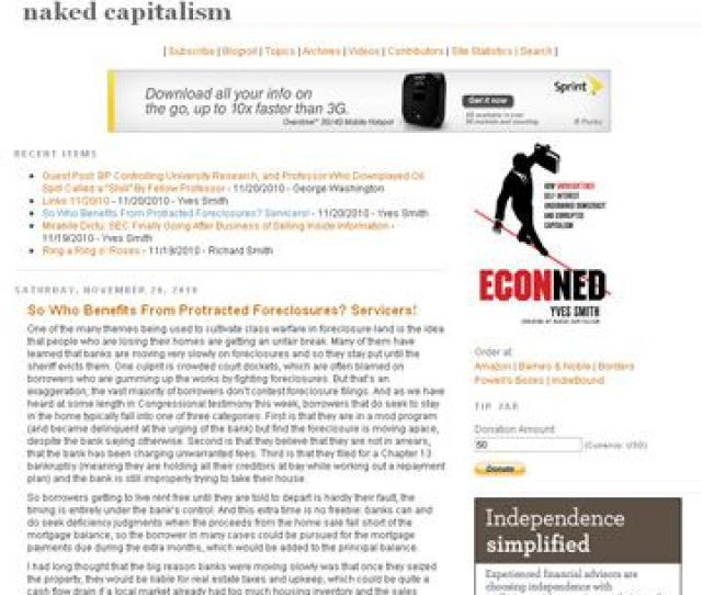 Naked Capitalism Weidner Law