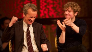Taskmaster - Series 1 - Picture Shows: Frank Skinner and Josh Widdicombe
